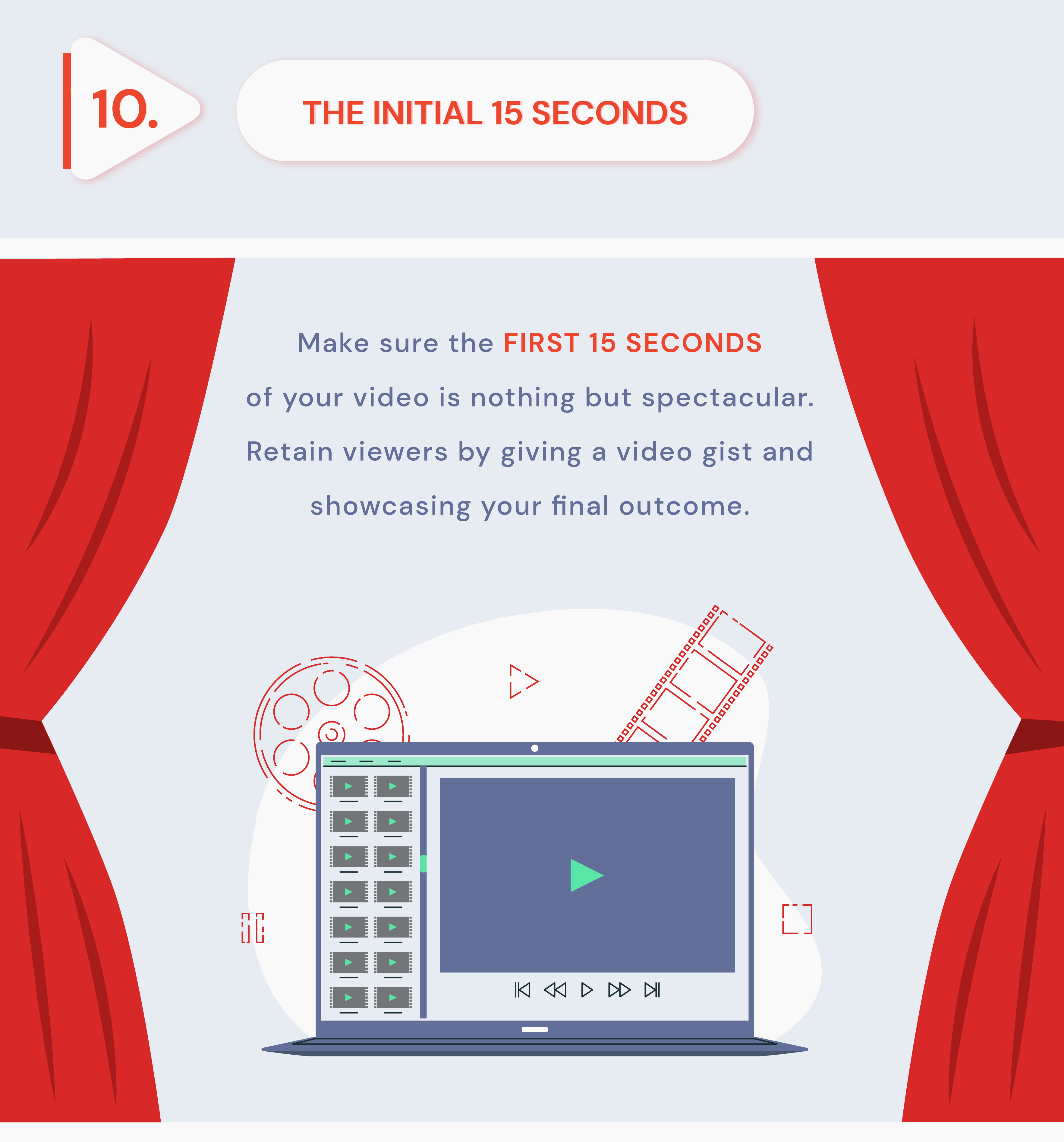 YouTube The Initial 15 Seconds