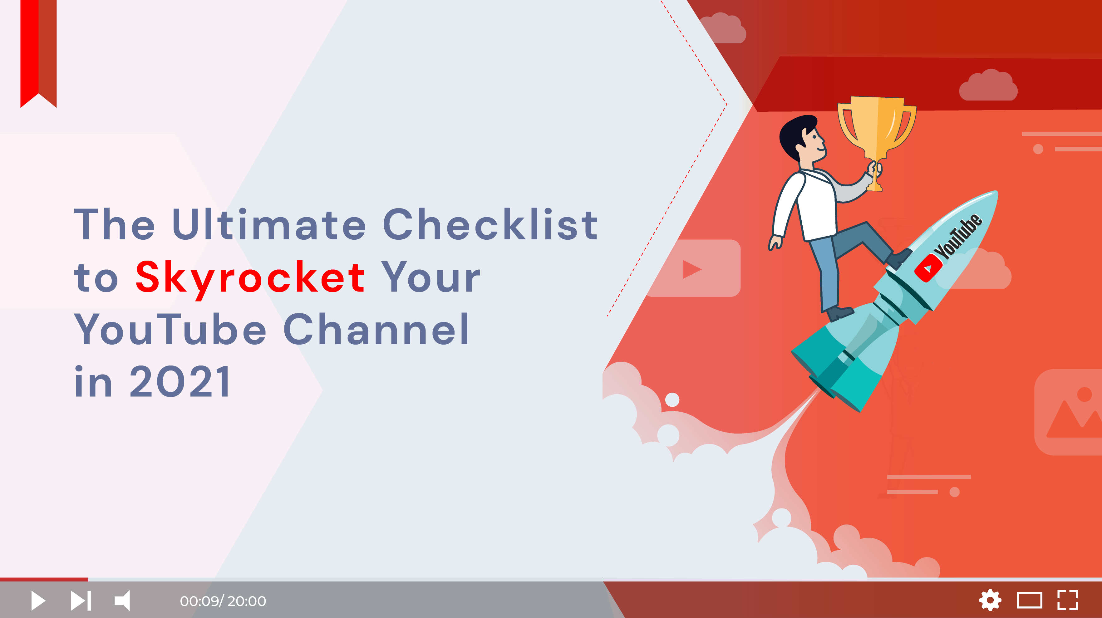 The Ultimate Checklist to Skyrocket Your YouTube Channel's Growth