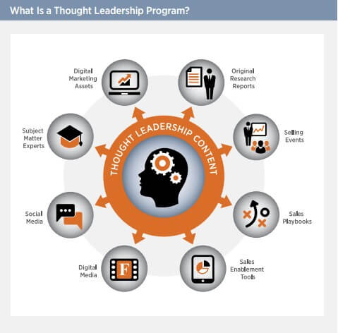 Thought Leadership Programmer