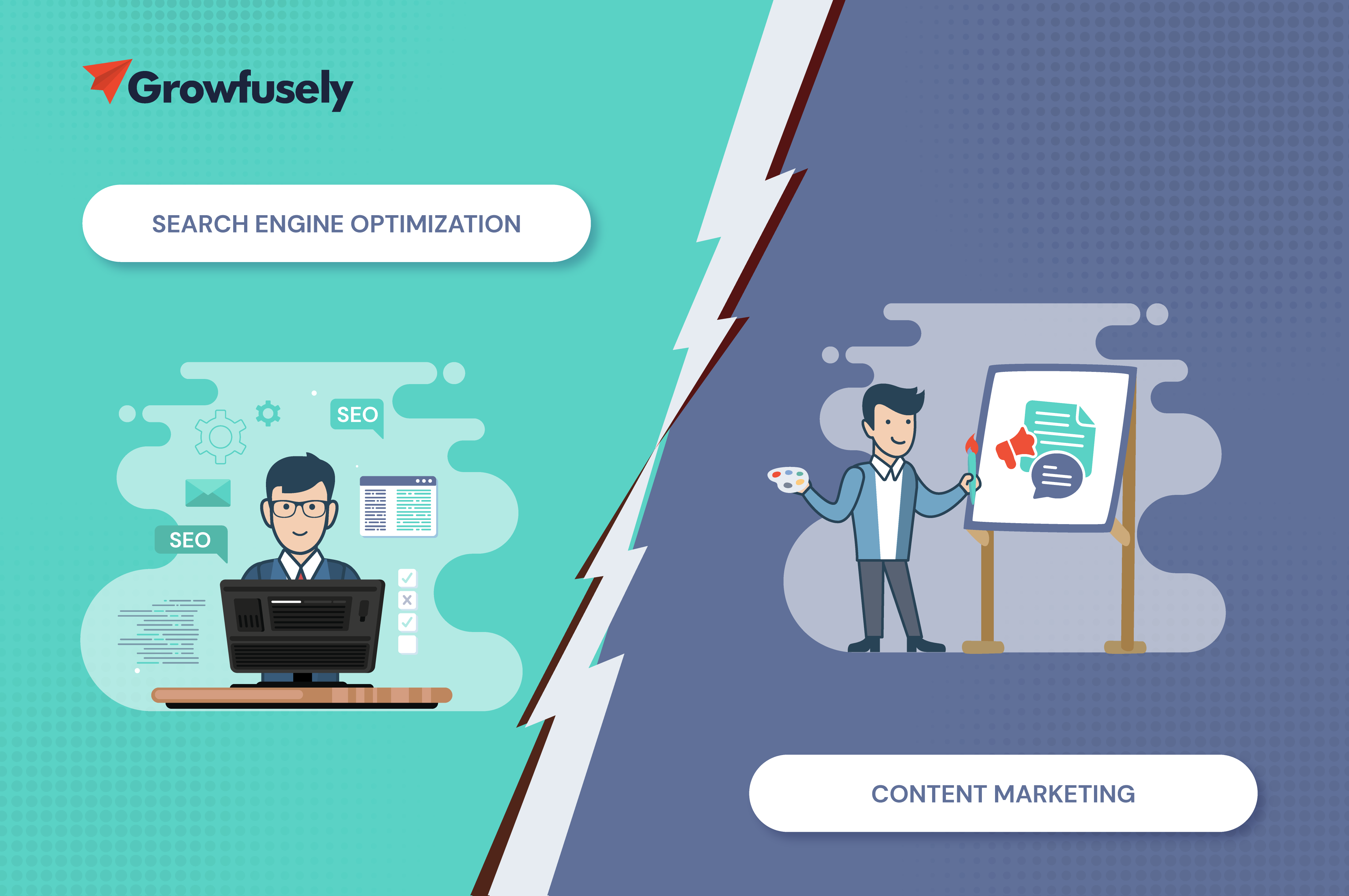 SEO has Become Technical while Content Marketing Thrives on Creativity